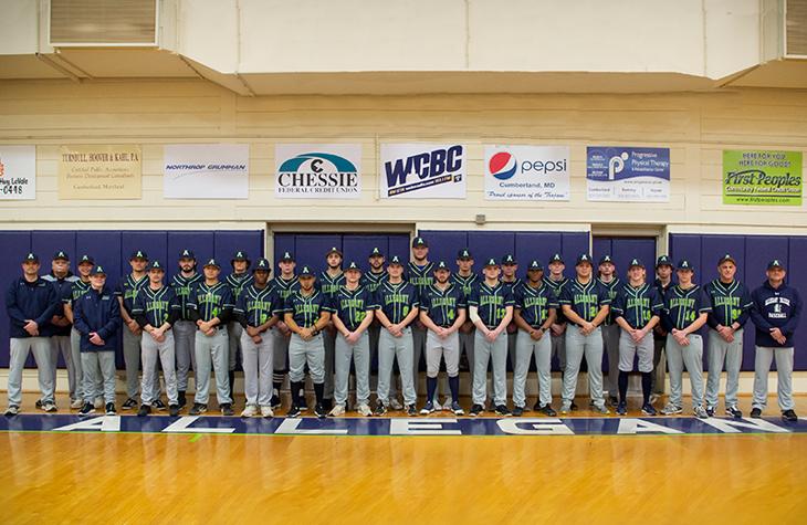 Baseball Allegany College Of Maryland