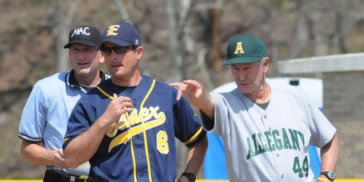 Allegany College of Maryland Baseball Coaches