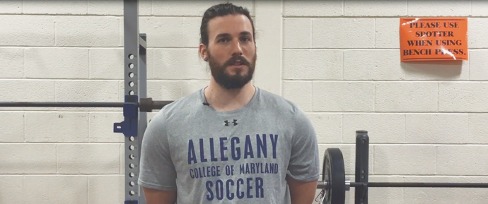 ACM Men's Soccer Discover Video