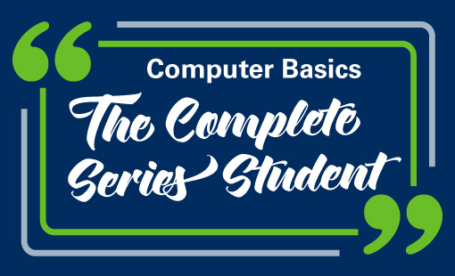 The Complete Series Student