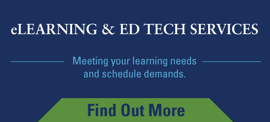 eLearning and Ed Tech Services