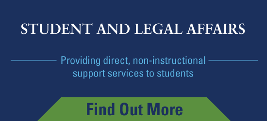 Student and Legal Affairs